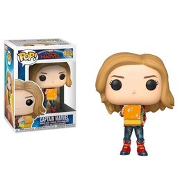 Funko Pop! Funko Pop! Marvel nr444 Captain Marvel with Lunch Box