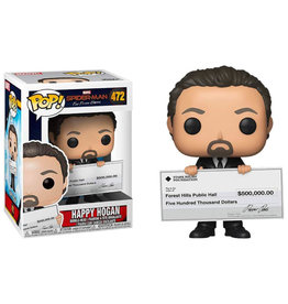 Funko Pop! Funko Pop! Marvel nr472 Spider-Man Far From Home - Happy Hogan
