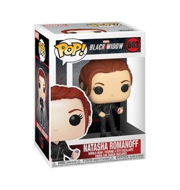 Funko Pop! Funko Pop! Marvel nr603 Black Widow - Natasha Romanoff