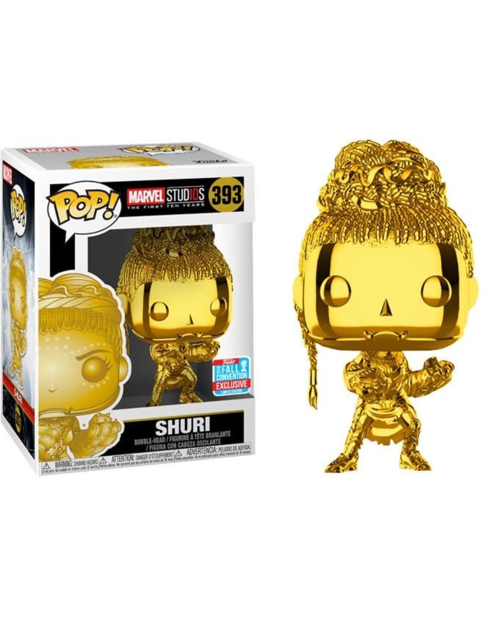 Funko Pop! Funko Pop! Marvel nr393 Chrome Shuri