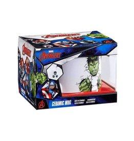 Marvel Avengers Hulk Ceramic Mug