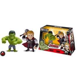 Marvel Metals 2-pack - Thor & Hulk
