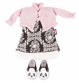 """Götz Outfit """"Panda"""""""
