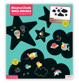 """Mudpuppy MagnaChalk Wall Decals """"In The Air"""""""