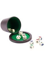 Longfield Games Dobbelset Pokerbeker