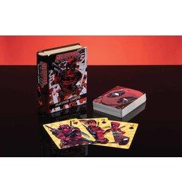 Speelkaarten Deadpool