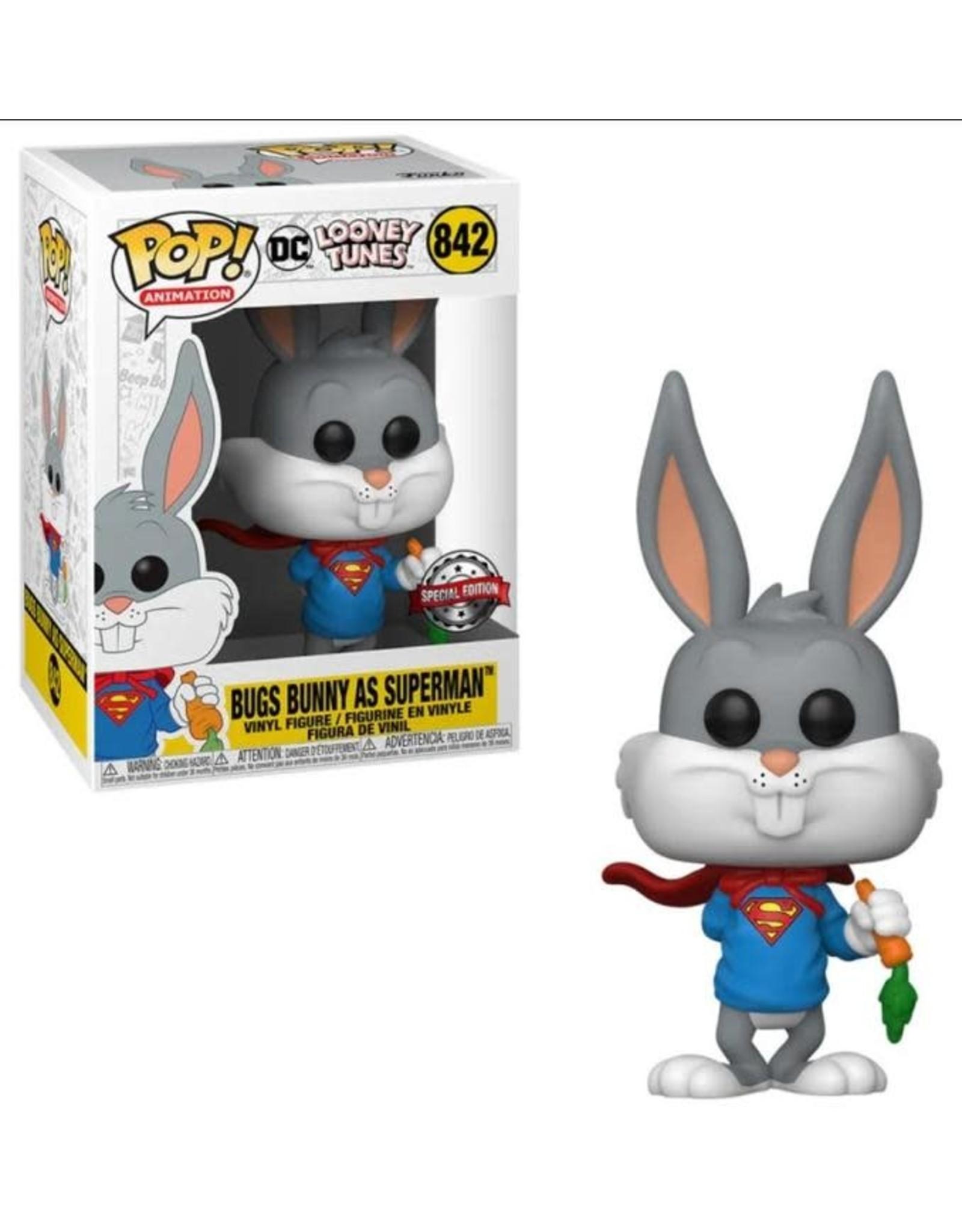 Funko Pop! Funko Pop! Animation nr842 Bugs Bunny as Superman