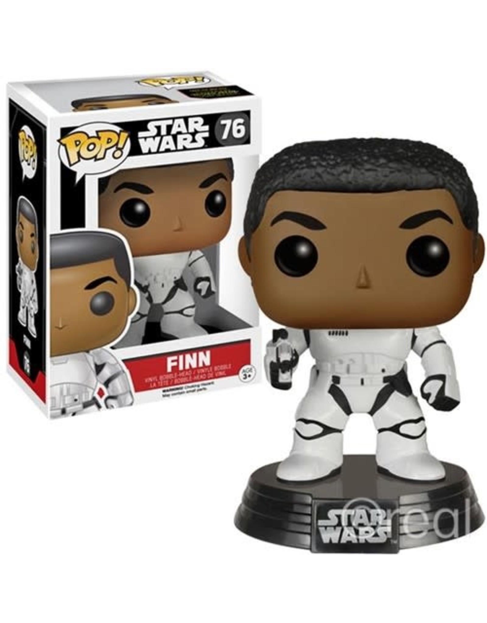 Funko Pop! Funko Pop! Star Wars nr076 Finn Stormtrooper