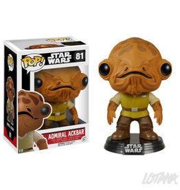 Funko Pop! Funko Pop! Star Wars nr081 Admiral Ackbar