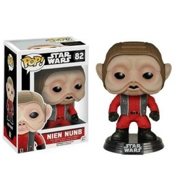 Funko Pop! Funko Pop! Star Wars nr082 Nien Nunb