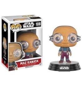 Funko Pop! Funko Pop! Star Wars nr108 Maz Kanata