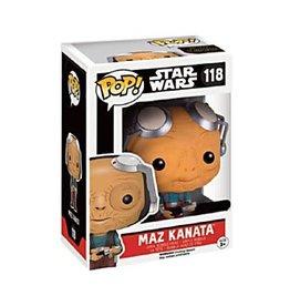Funko Pop! Funko Pop! Star Wars nr118 Maz Kanata