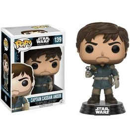 Funko Pop! Funko Pop! Star Wars nr139 Captain Cassian Andor