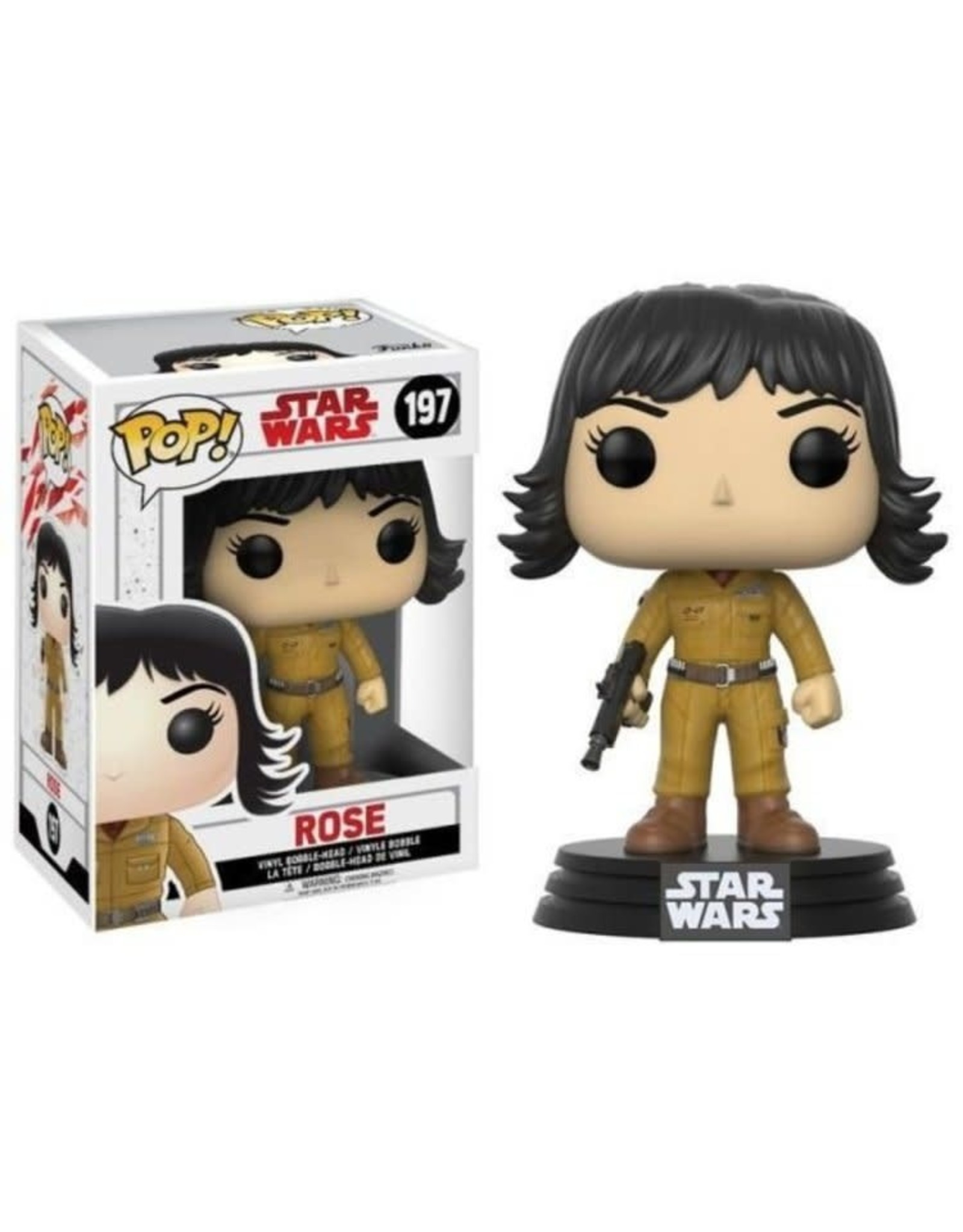 Funko Pop! Funko Pop! Star Wars nr197 Rose
