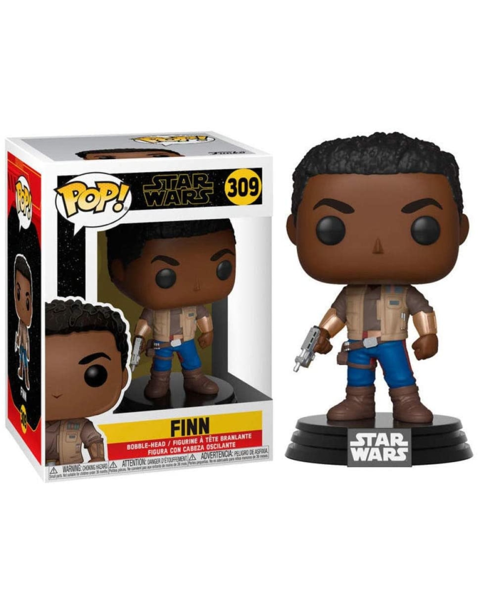 Funko Pop! Funko Pop! Star Wars nr309 Finn