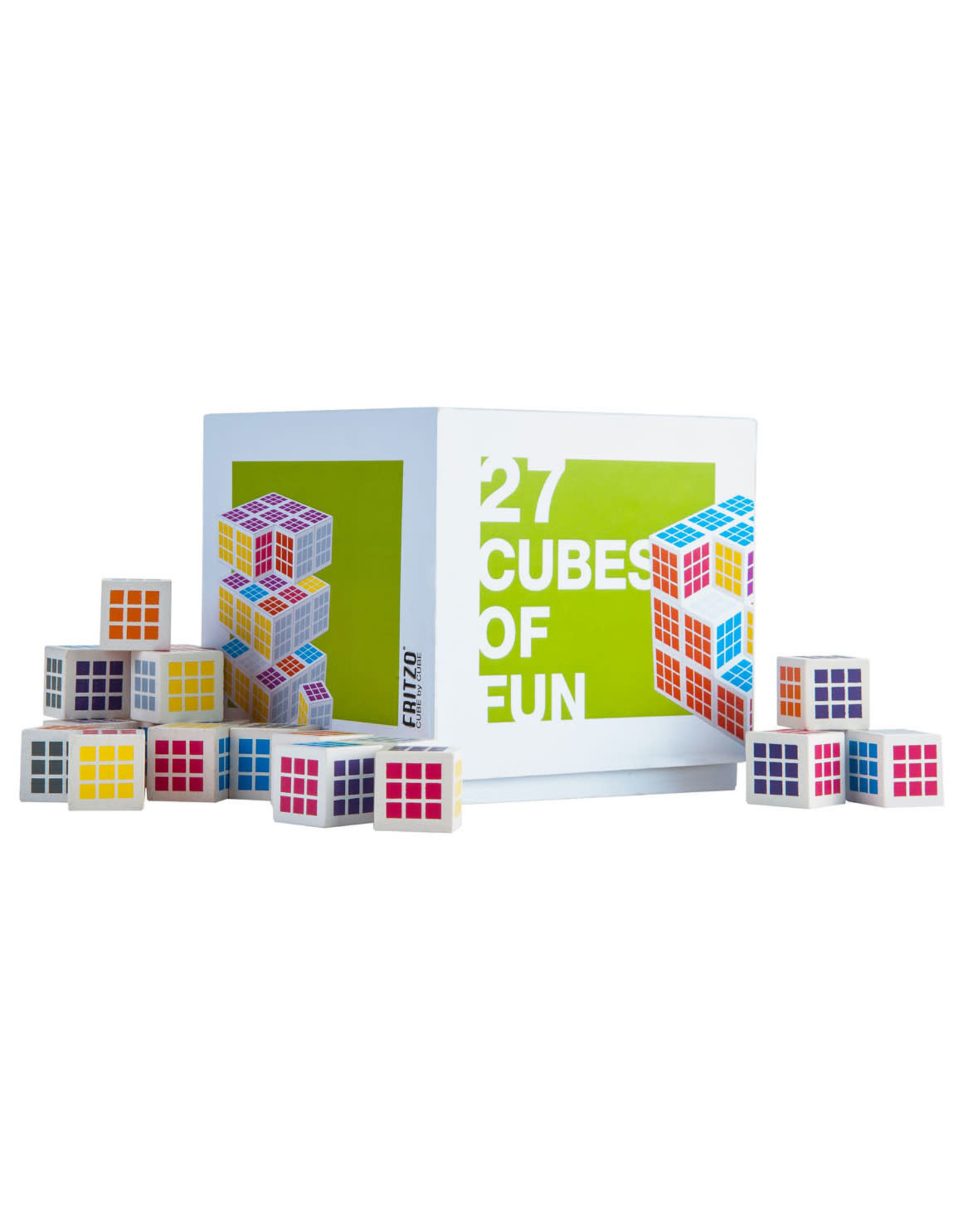 Recent Toys Fritzo Cube by Cybe