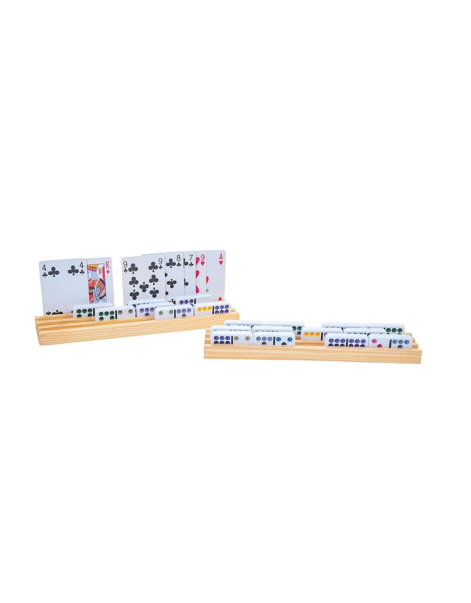 Domino en Kaarthouder