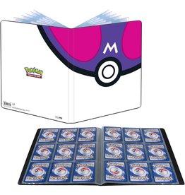 Pokemon Pokemon Verzamelmap 9-pocket: Master Ball