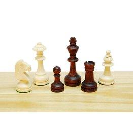 Schaakstukken Staunton Standard Tournament