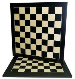 Schaakbord 50 mm Zwart