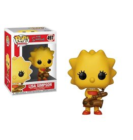 Funko Pop! Funko Pop! Television nr497 The Simpsons - Lisa Simpson