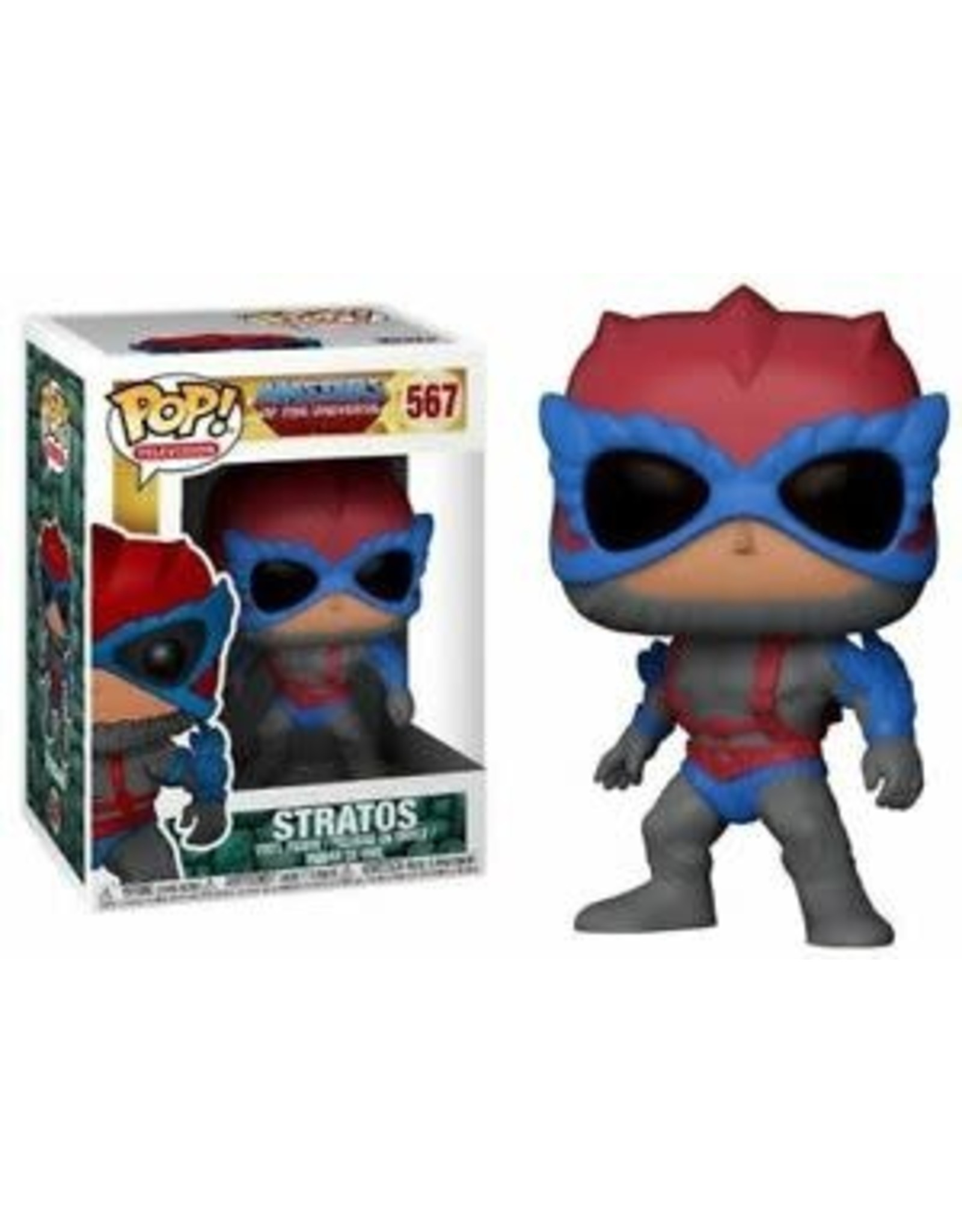 Funko Pop! Funko Pop! Television nr567 Masters of the Universe - Stratos