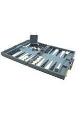 "Backgammon 38 cm ""Grijs"""