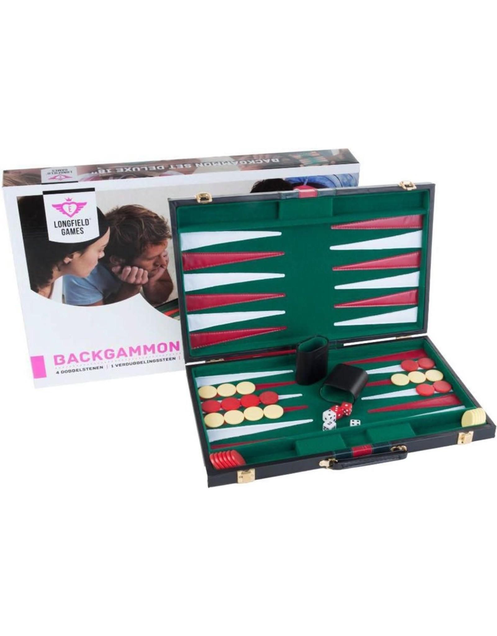 """Longfield Games Backgammon 18"""""""
