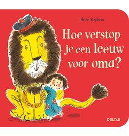 Deltas Hoe verstop je een leeuw voor oma?