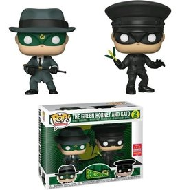 Funko Pop! Funko Pop! Television 2-pack The Green Hornet and Kato