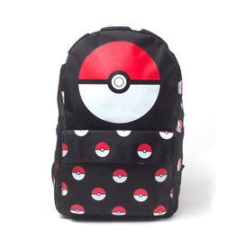 Pokémon Pokéball All Over Printed Backpack