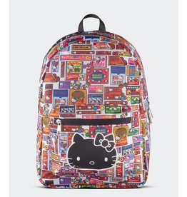 Hello Kitty All Over Printed Backpack