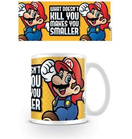 """Mok Super Mario """"What Doesn't Kill You Makes You Smaller"""""""