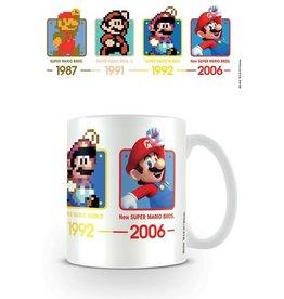 Mok Super Mario Dates
