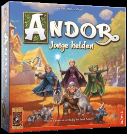 999 Games De Legenden van Andor: Jonge Helden