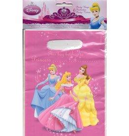 Disney Princess Uitdeelzakjes Pink