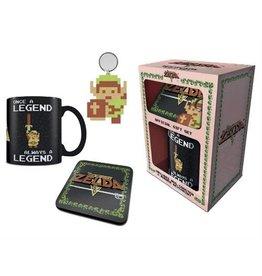 Gift Set The Legend of Zelda Retro