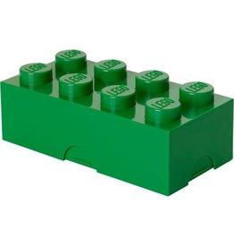 Lego Lunchbox Brick 8 Groen