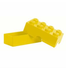 Lego Lunchbox Brick 8 Geel