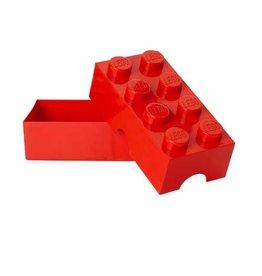 Lego Lunchbox Brick 8 Rood