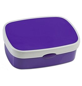 Lunch Box Paars