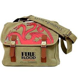 Schoudertas Game of Thrones - Targaryen Fire and Blood