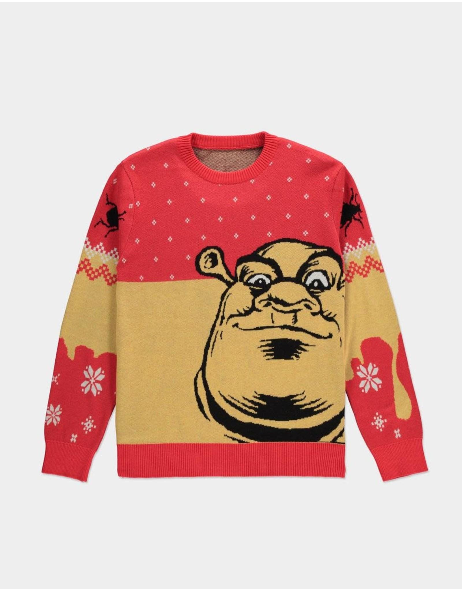 Christmas Sweater Shrek