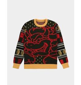 Super Mario Bowser Christmas Sweater