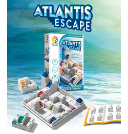 SmartGames Smart Games Compact - Atlantis Escape