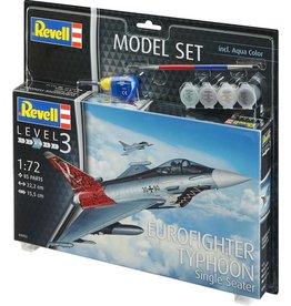 Revell Model Set Eurofighter Typhoon Single Seater