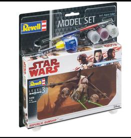Revell Model Set Star Wars Republic Gunship