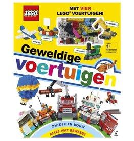 Lego Lego Boek - Geweldige Voertuigen