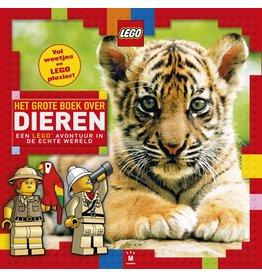 Lego Lego Boek - Het Grote Boek Over Dieren