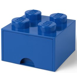 Lego Lego Storage Drawer Brick 4 Blauw